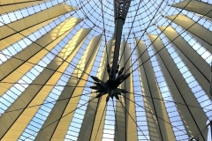 Berlino - Sony center
