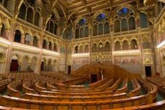 Budapest-Parlamento-dentro