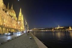 Budapest-lungo-Danubio