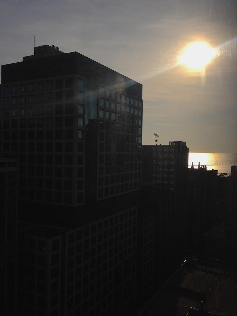 Chicago-Hotel-view