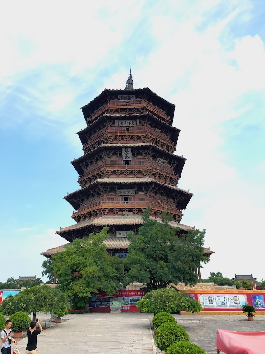 Datong-Yingxiang-wooden-pagoda-1