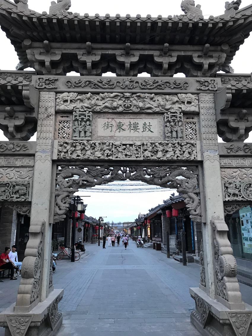 Datong-centro-storico
