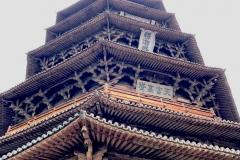 Datong-Yingxian-wooden-pagoda