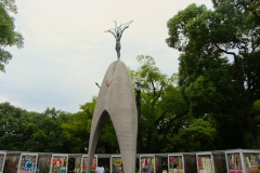 Hiroshima-Children-pace-monument