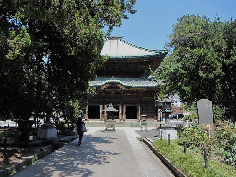 Kamakura-kenchoji2