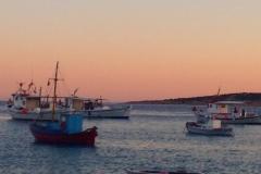 Koufunissi-tramonto