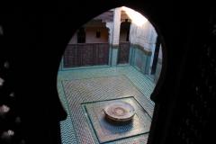 Marrakesh-MedersaBenYoussef