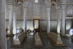 Marrakesh-Tombe