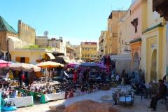 Meknes-mercato