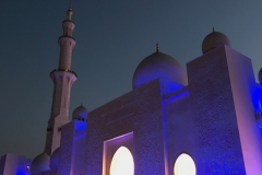 Moschea-Seikh-Zayed-notturna