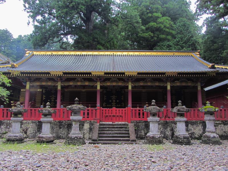 Nikko-Anyoin-temple