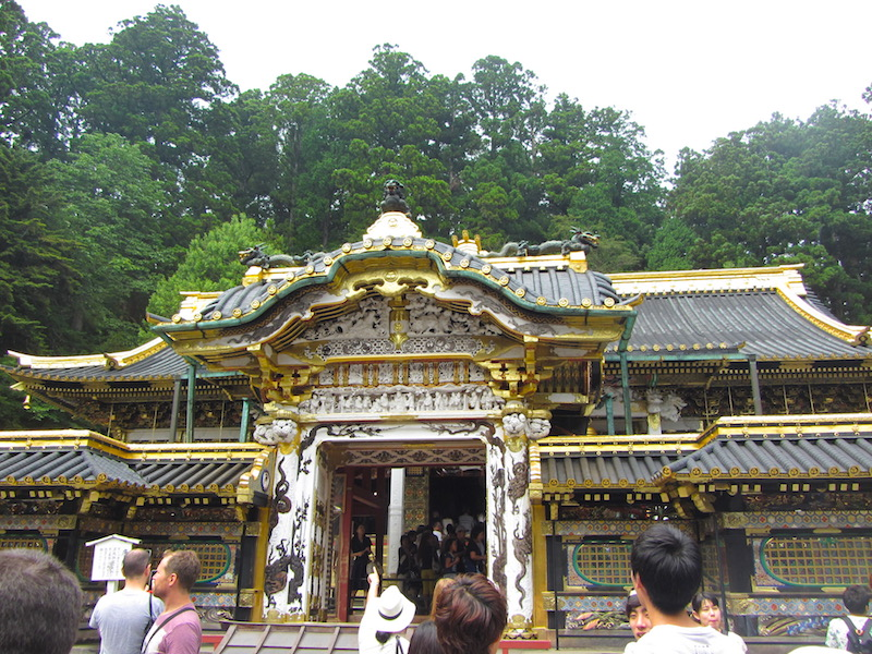 Nikko-Toshogu-esterno