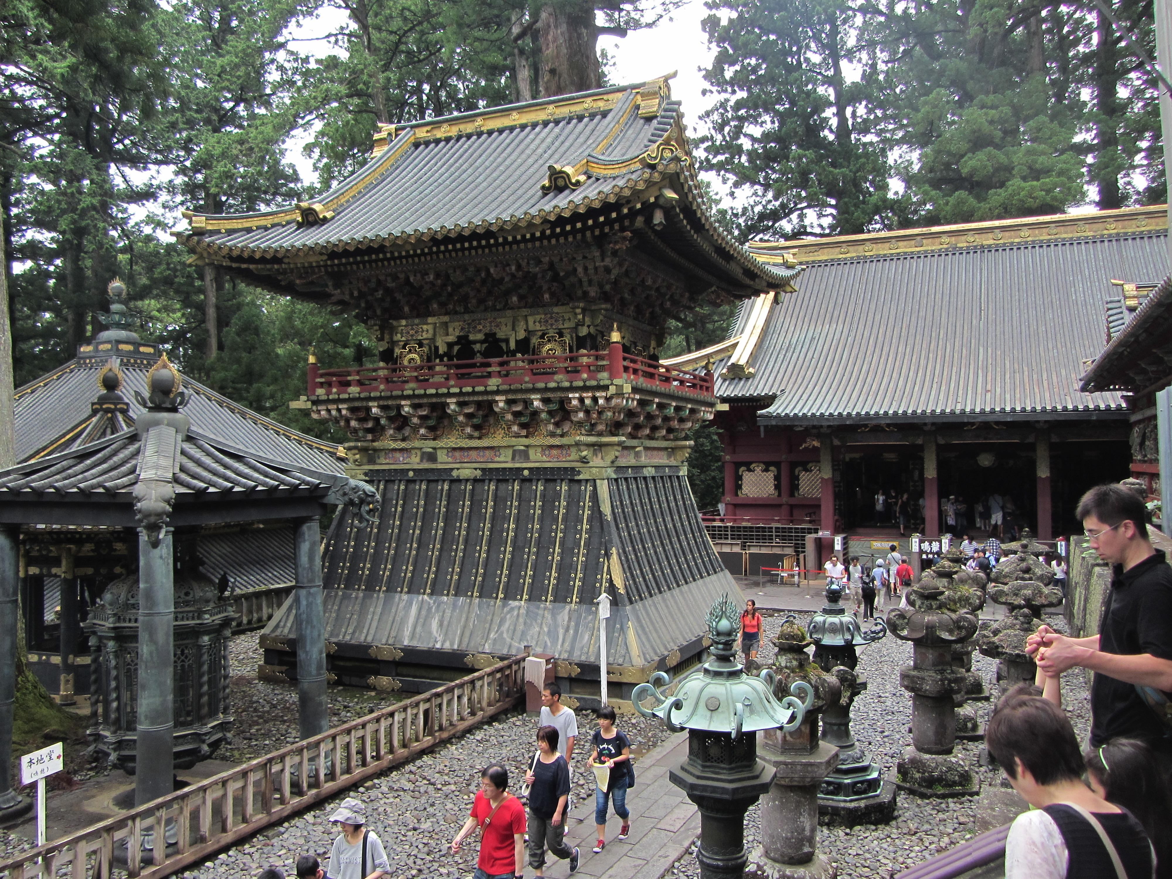 Nikko-Toshogu