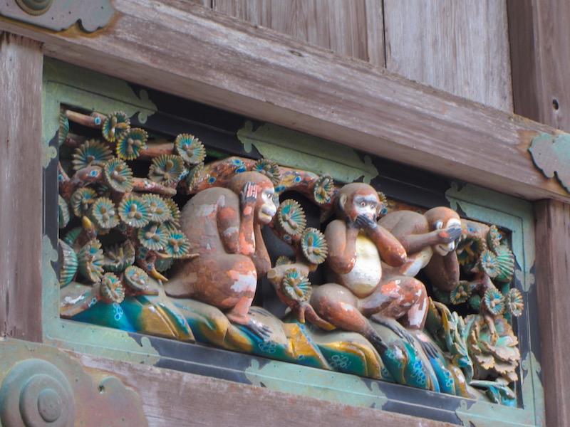 Nikko-monkey