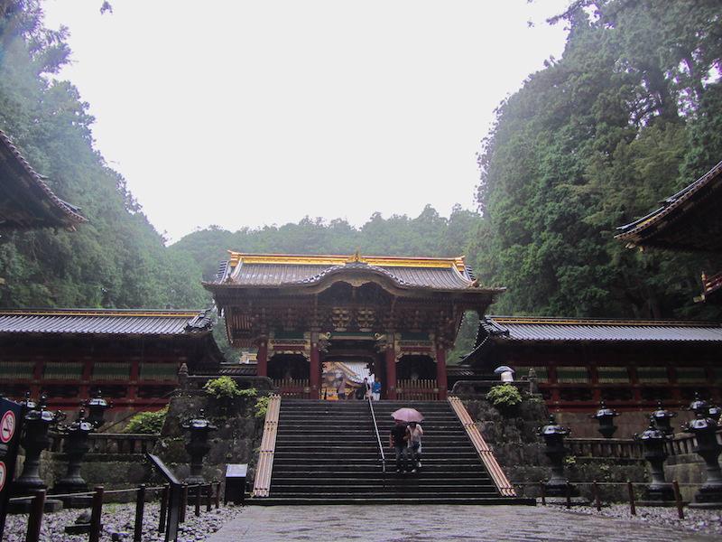 Nikko-tempio
