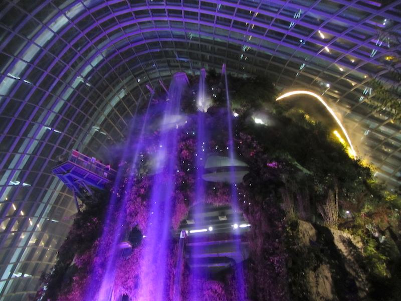 Singapore-cascata-cloud-forest-